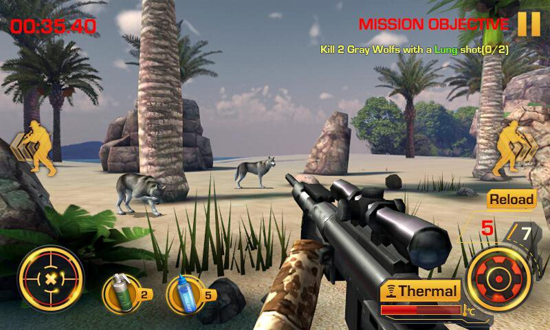 Wild Hunter 3D-15 Top Hunting Games For Mobile