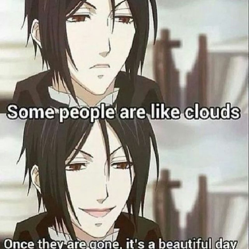 Wise Words From Sebastian Michaelis-12 Funny Anime Memes That Are Sure To Make You Warai