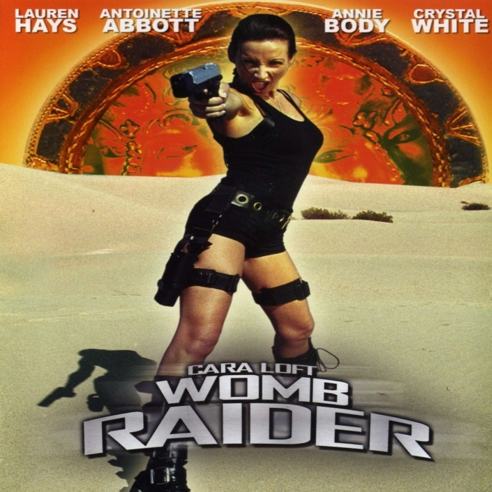 Womb Raider-24 Funniest Porn Movie Parody Titles