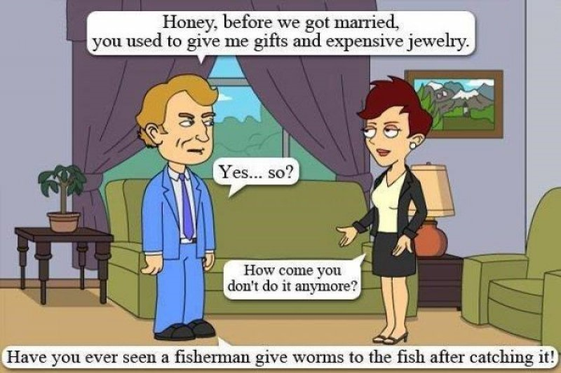 Women Can Relate! -12 Hilarious Marriage Memes That Will Make You Lol