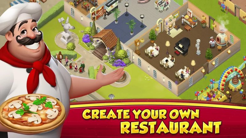 World Chef-12 Best Restaurant Games For IOS And Android