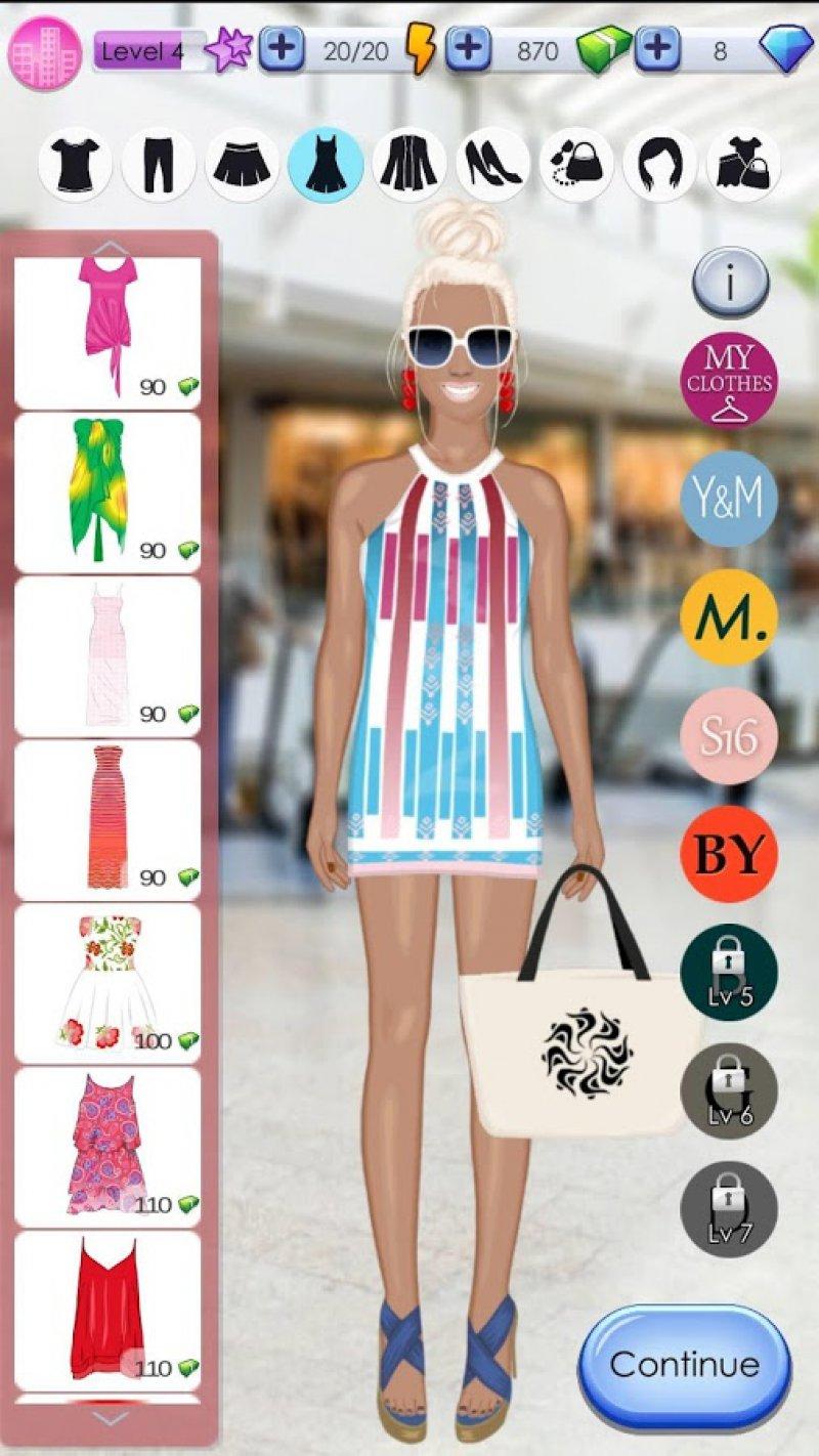 World Of Fashion Dress Up