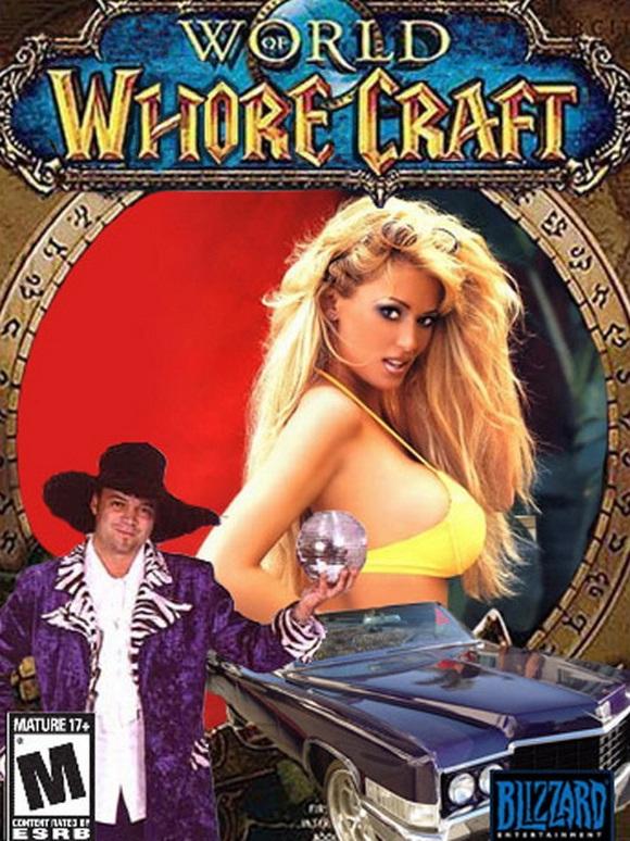 World Of Whore Craft-24 Funniest Porn Movie Parody Titles