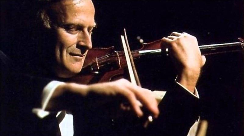 Yehudi Menuhin-12 Famous Violinists Around The World