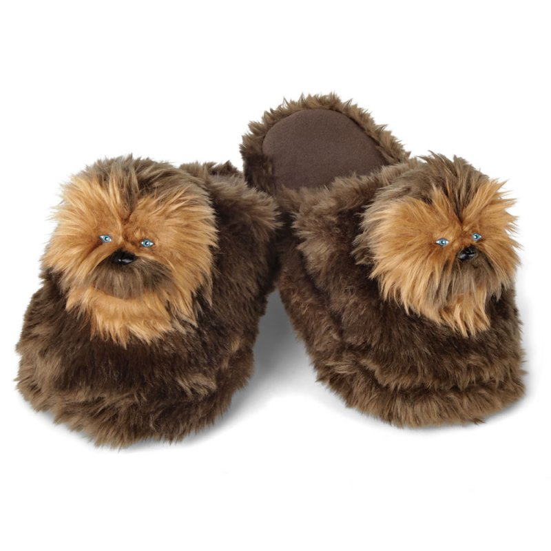 Yorkshire Terrier Slippers Or Chewbacca Slippers?-12 Craziest Slippers You'll Ever See