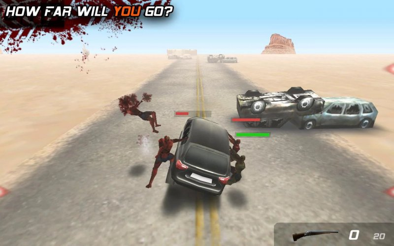 Zombie Highway-12 Best Zombie Survival Games For IOS And Android