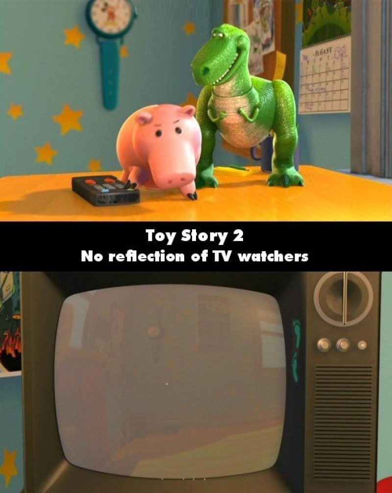 Toy Story 2-15 Disney Movie Mistakes You Probably Never Noticed