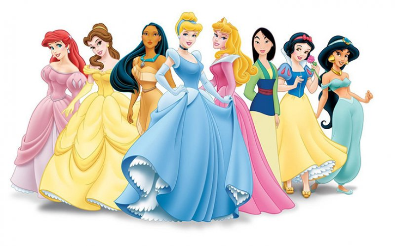 Cinderella is Considered Head of all the Disney Princesses-15 Interesting Things About Disney Princesses You Never Noticed