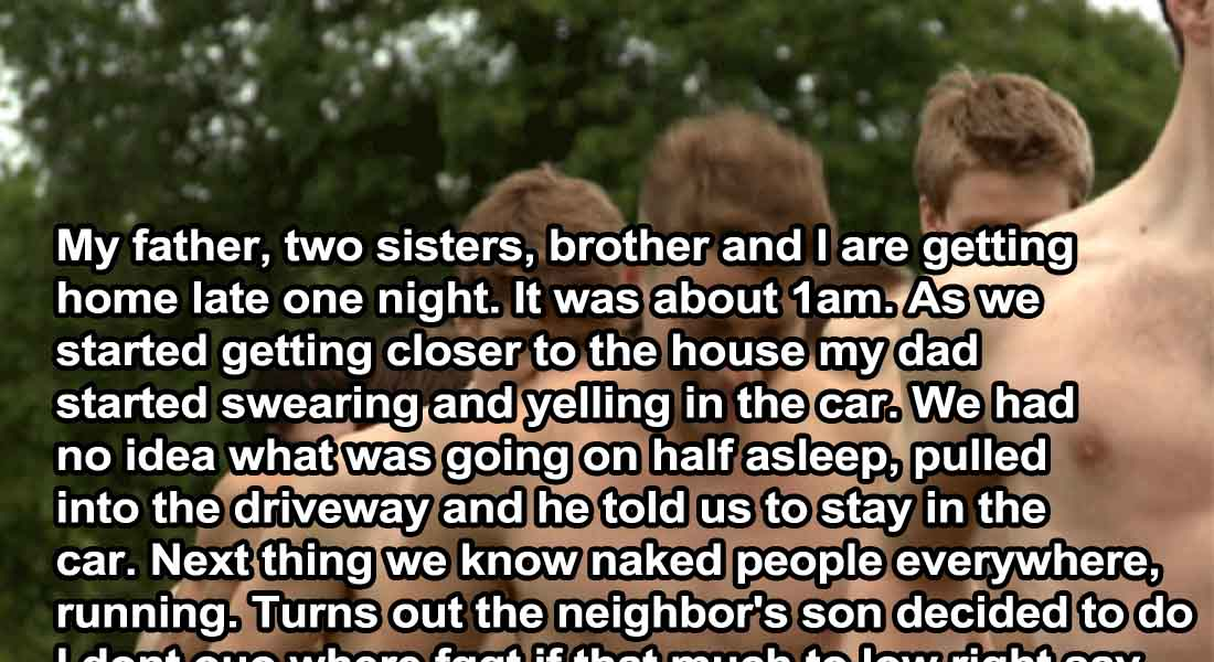 15 People Tell Their Craziest Neighbor Stories