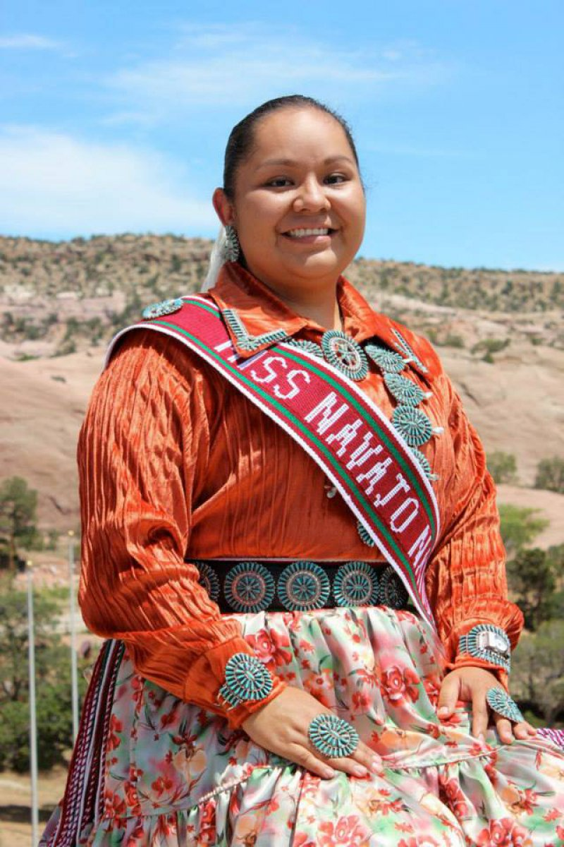 Miss Navajo Nation-12 Bizarre Beauty Contests Around The World
