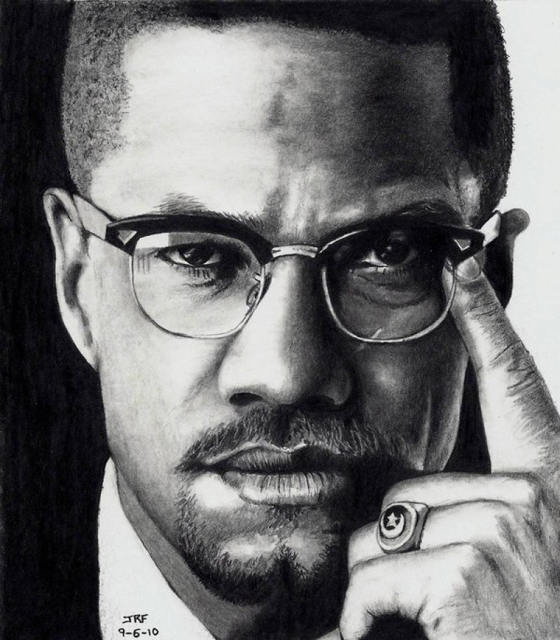 Malcolm X-12 Celebrities Whose Parents Got Murdered