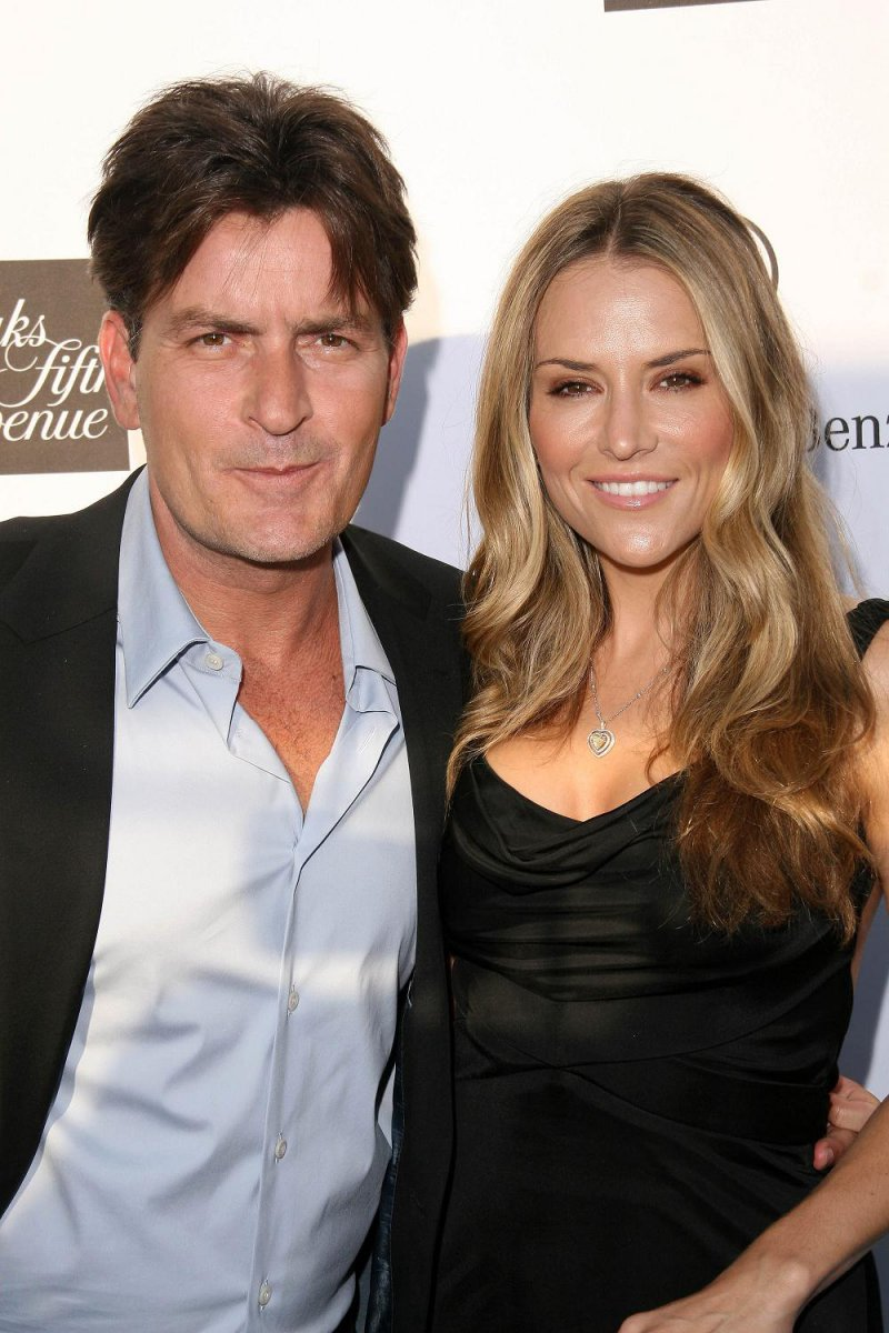Charlie Sheen And Broke Mueller-Charlie Sheen And His 13 Well Known Girlfriends
