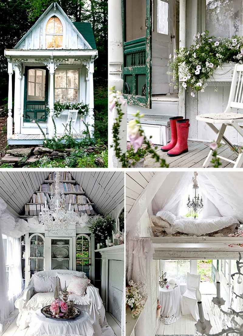 This Small Yet Beautiful Victorian Cottage-15 Tiniest Houses Which Are Small From The Outside But Big On The Inside