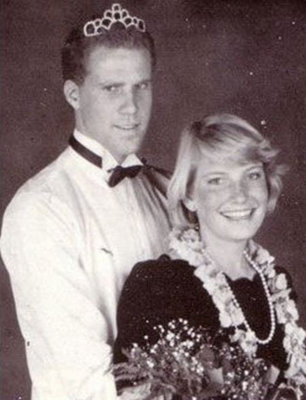 Will Ferrell Prom Date Photo-15 Rare Unseen Celebrity Prom Photos