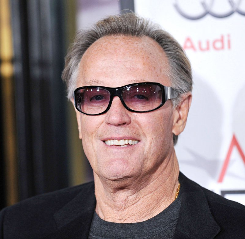 Peter Fonda-12 Celebrities Who Have Been Shot And Lived