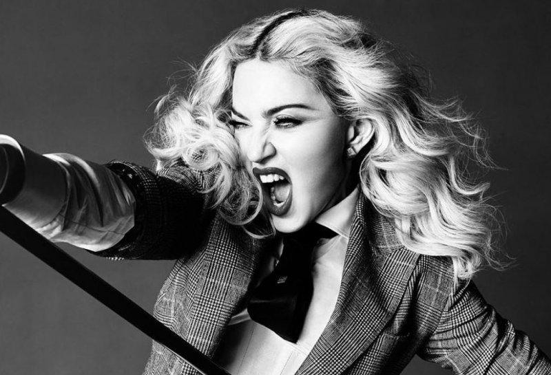 Madonna - Madge-12 Celebrity Nicknames You Probably Don't Know Of