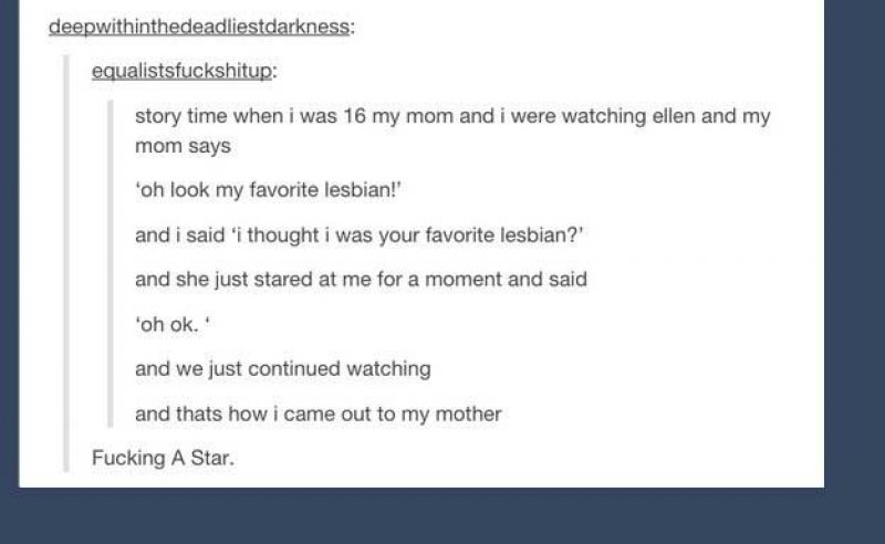 The Intelligent Girl-15 Hilarious Coming Out Stories That Didn't Go As Expected