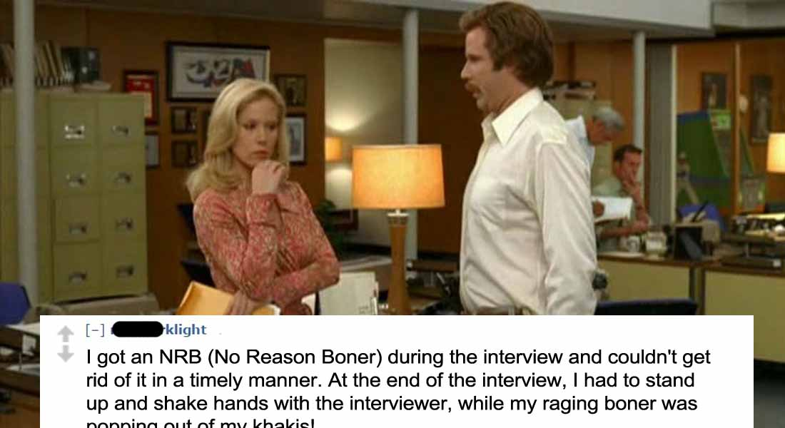 15 People Share The Worst Job Interview Screw Ups