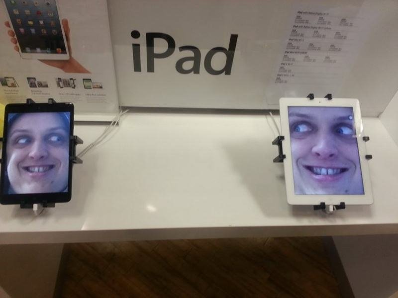 This Funny Lady-15 Hilarious Things Ever Happened In Apple Stores
