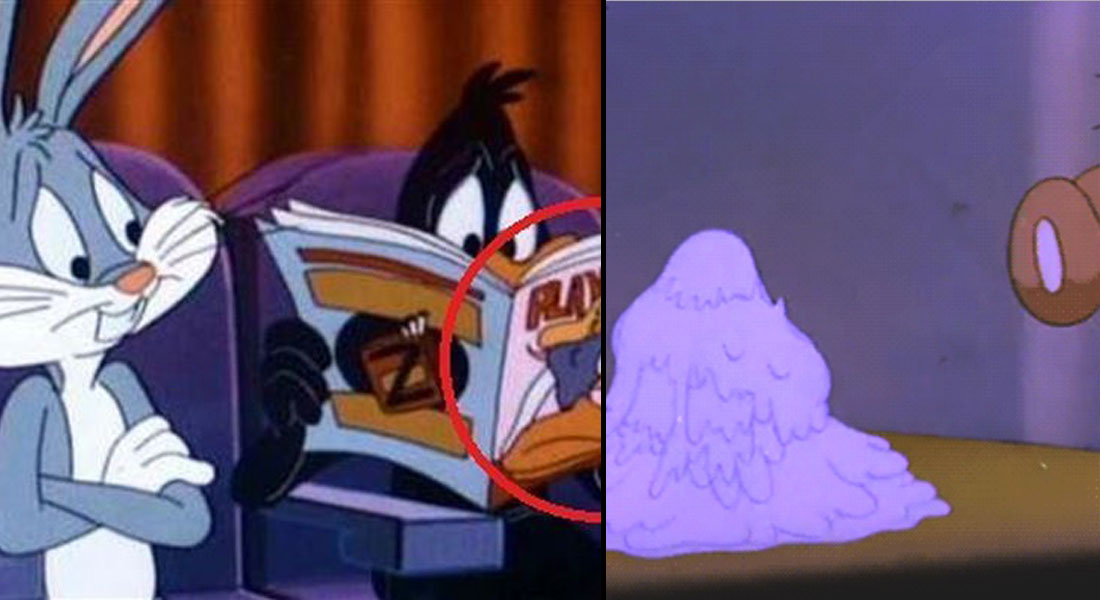 15 Hidden Inappropriate Jokes In Children Cartoons