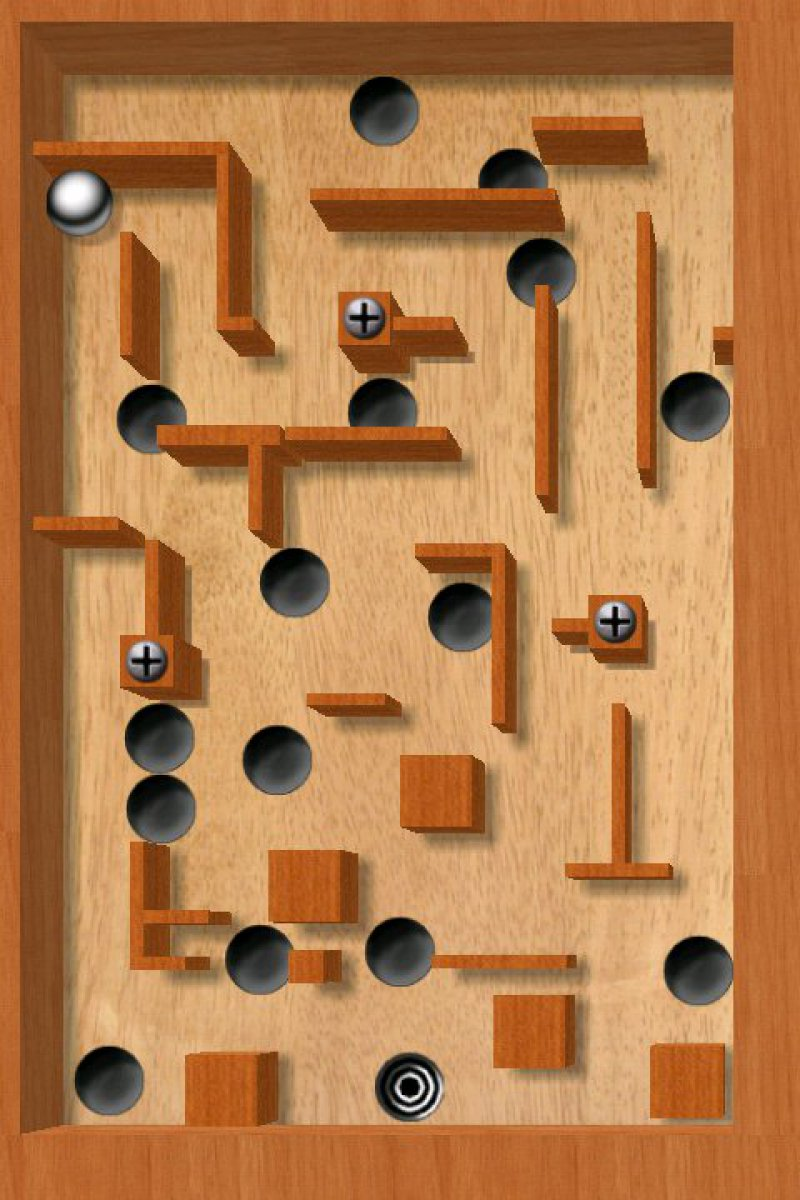 ATilt 3D Labyrinth Free-12 Best Physics-Based Games For IOS And Android