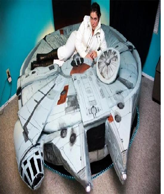 Star Wars-Craziest Beds