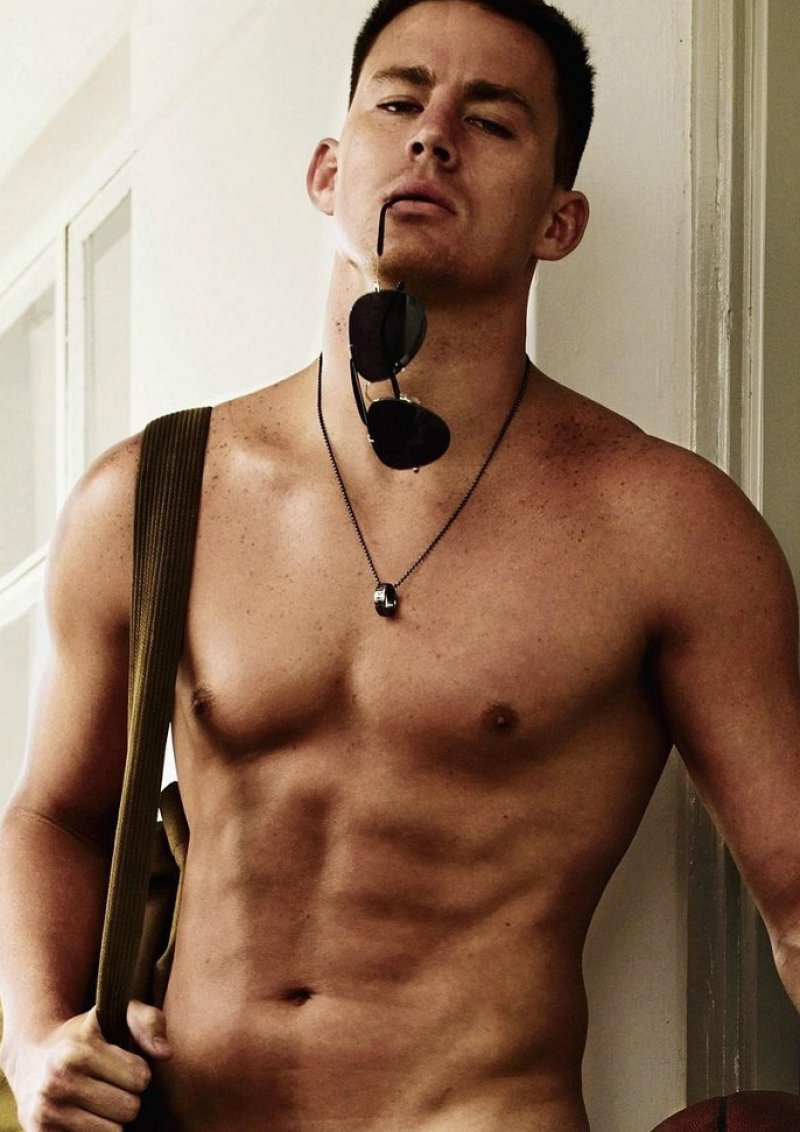Channing Tatum-15 People Who Were Strippers Before Becoming Famous