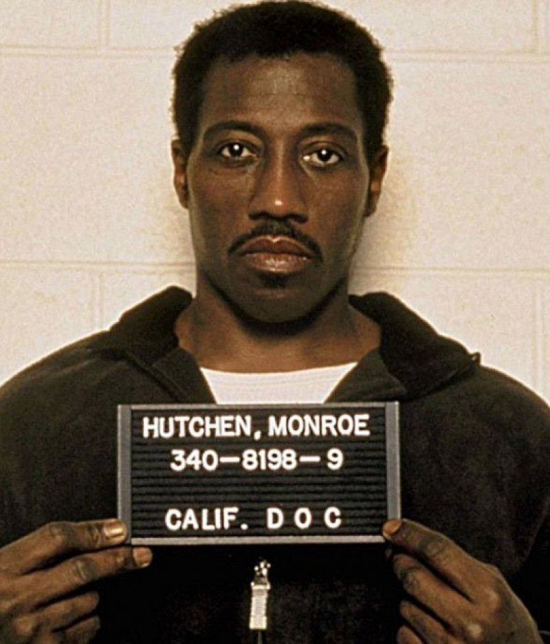 Wesley Snipes-15 Celebrities Who Spent Time In Prison