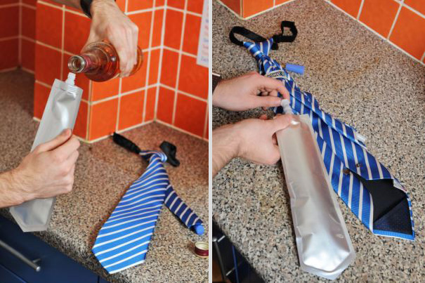 Good Way to Hide Booze at Work?-15 Awesome Innovations That Simplify Everyday Life