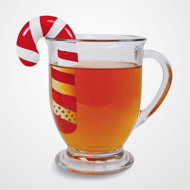 This Candy Cane Tea Infuser-15 Tea Infusers Those Are Amazingly Adorable