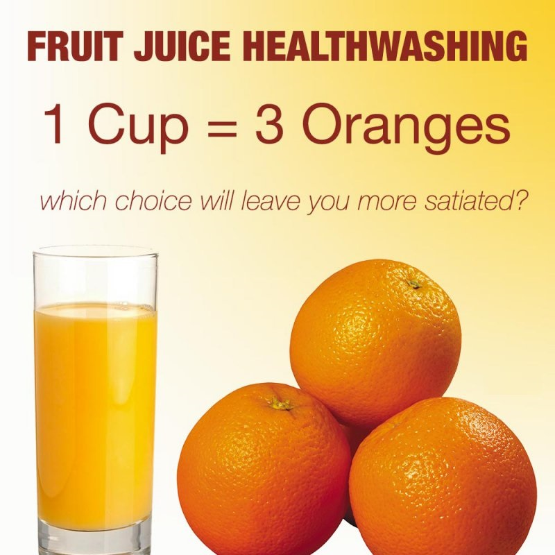 Prefer Fruits over Fruit Juice -15 Minor Changes To Help You Lose Weight Easily