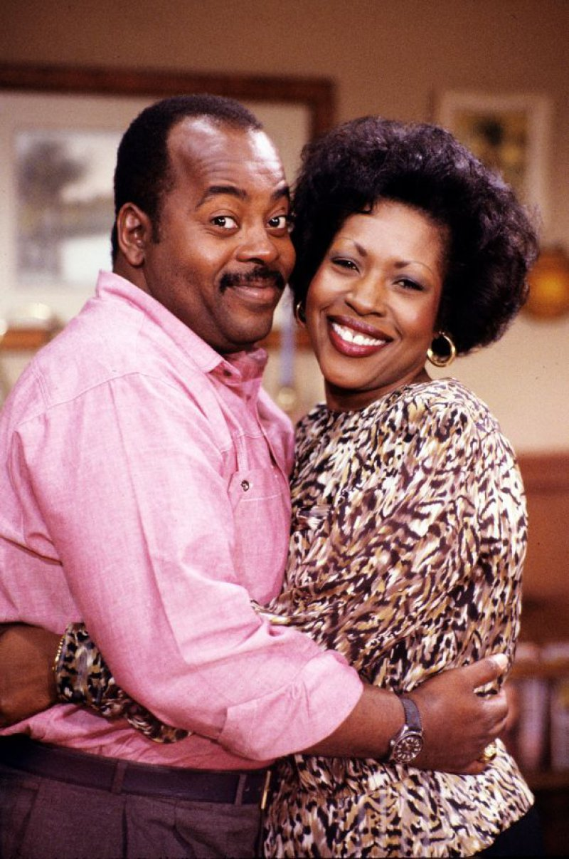 Carl & Harriette Winslow - Family Matters-12 Greatest Fat Guy / Skinny Wife Couples On TV Shows
