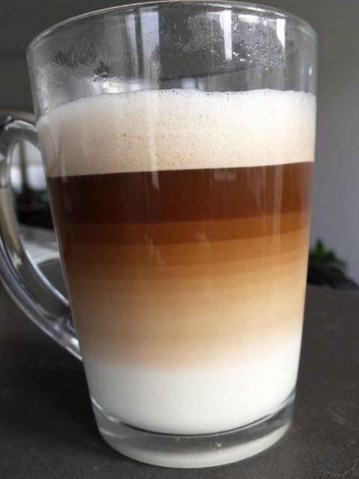 This Layered Latte-15 Photos That Show The Order In The World
