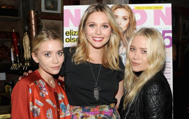 Elizabeth Olsen-15 Celebrities With Their Better Looking Siblings