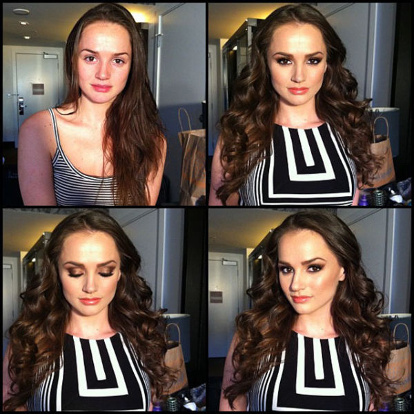 Tori Black-Pornstars With And Without Make Up