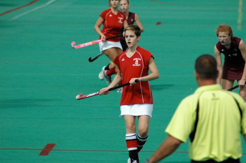 She Plays Field Hockey-15 Reasons Why Emma Watson Is The Perfect Beauty With Brain Girl