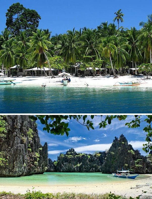 Palawan Island, Philippines-Places You Must Visit Once In Life