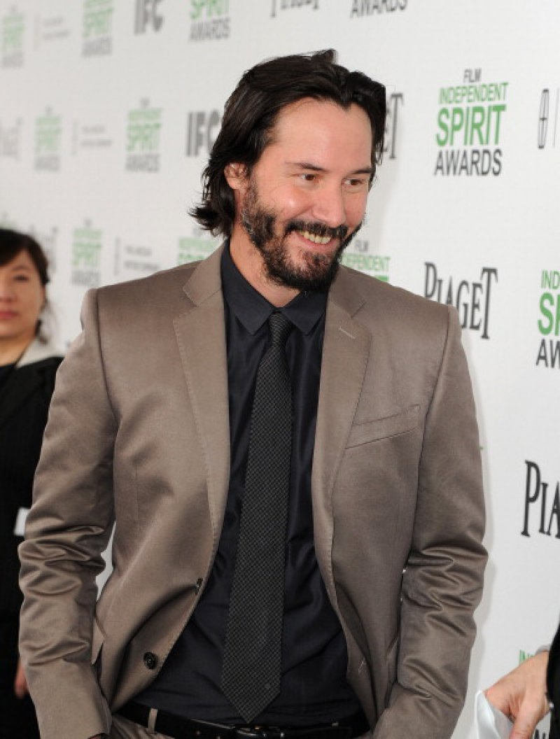 Keanu Reaves (51 Years)-15 Celebrities Who Don't Age Like Other Human Beings