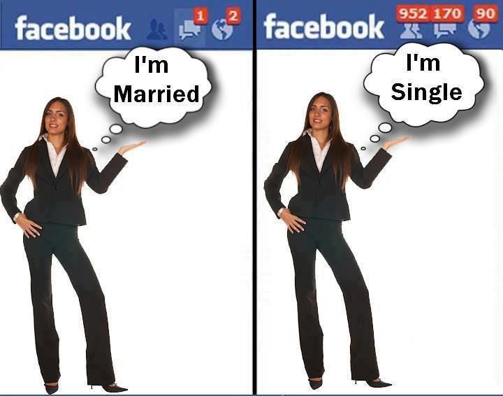 Your Social Media Profiles Finally Get Some Rest-15 Images That Show Striking Difference Between Single And Married Life