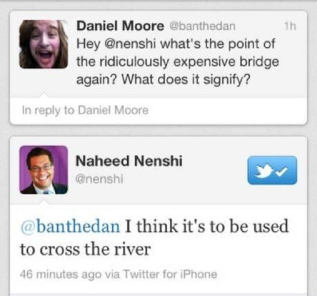 Naheed Nenshi vs. Random Canadian-15 Hilarious Twitter Comebacks Ever