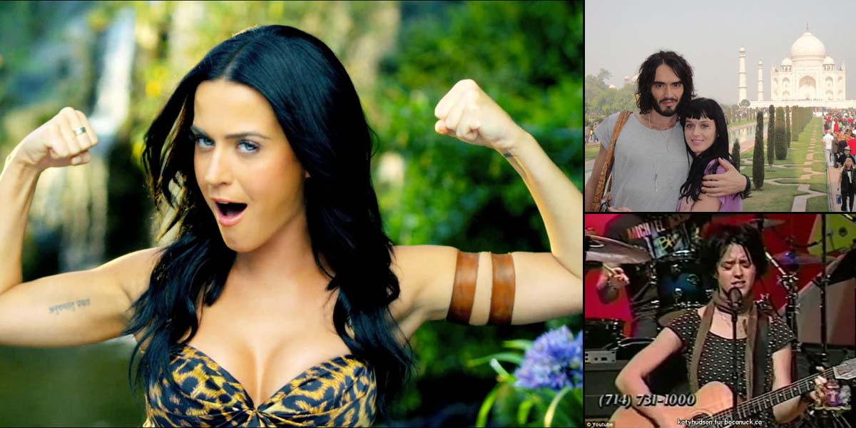 15 Things You Don't Know About Katy Perry
