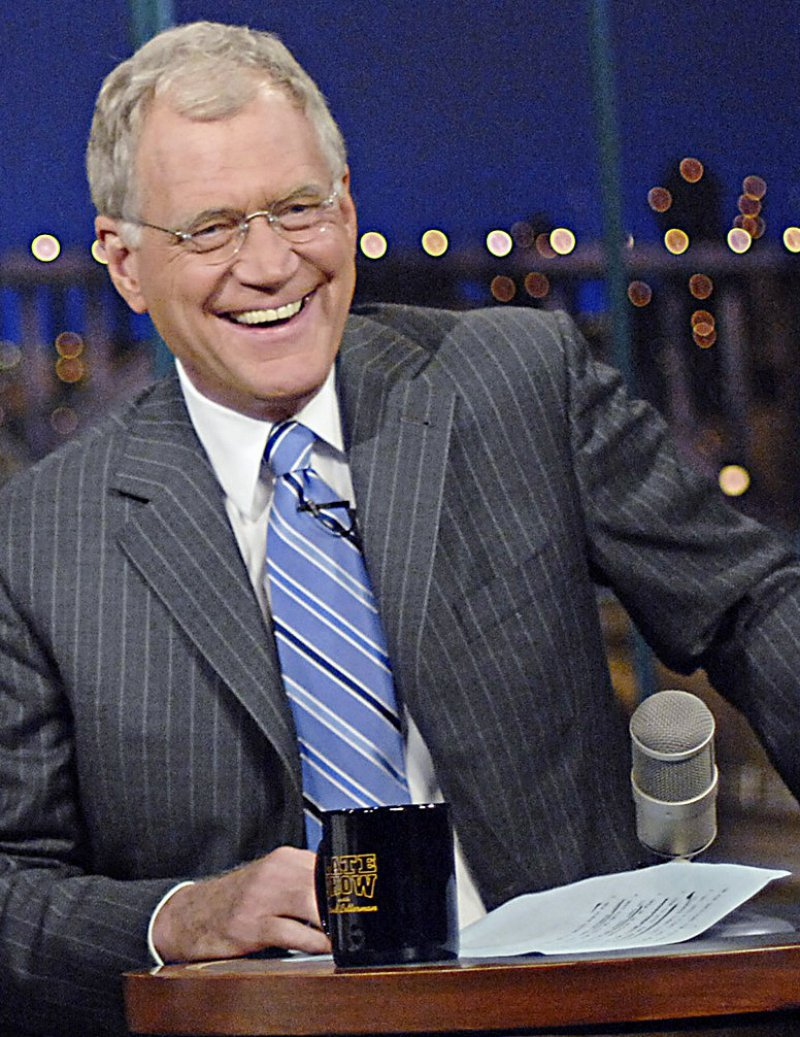 David Letterman Cheated on His Wife with His Assistant-15 Celebrities Who Cheated On Their Partners