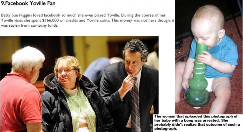 Unbelievable Facebook stories