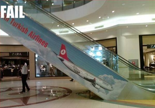 This Airlines and Their Crashing Brand Image-15 Mall Fails That Are Hard To Unsee