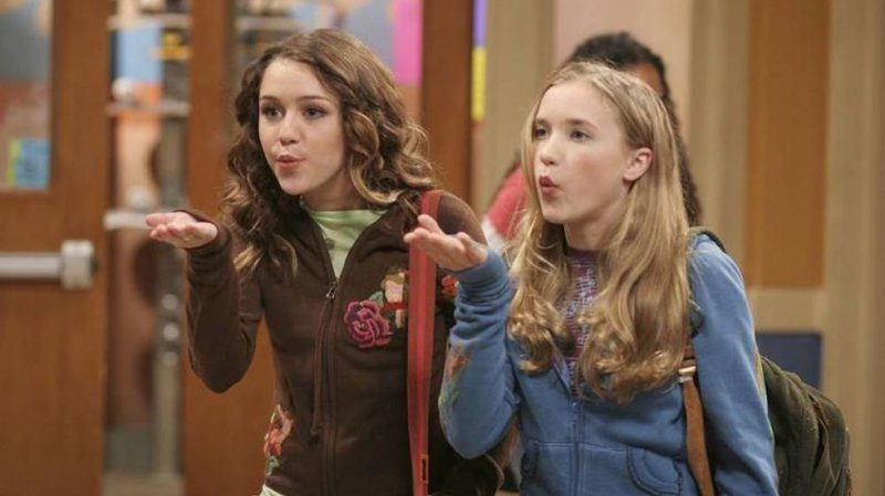 She Was Auditioned For Lilly Truscott Role-15 Things You Don't Know About Miley Cyrus