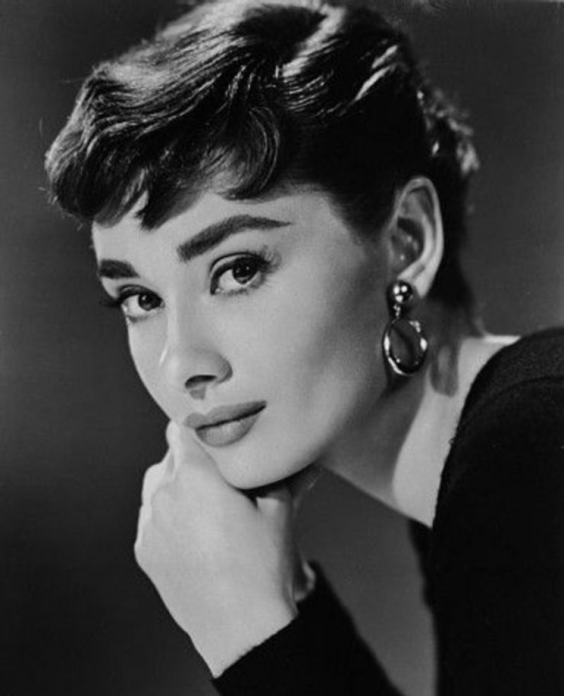 Audrey Hepburn's Real Name-15 Celebrities And Their Real Names You Probably Don't Know
