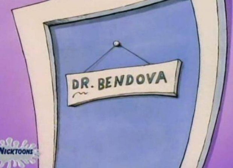 Dr. Bendova-15 Images That Will Ruin Your Childhood Forever