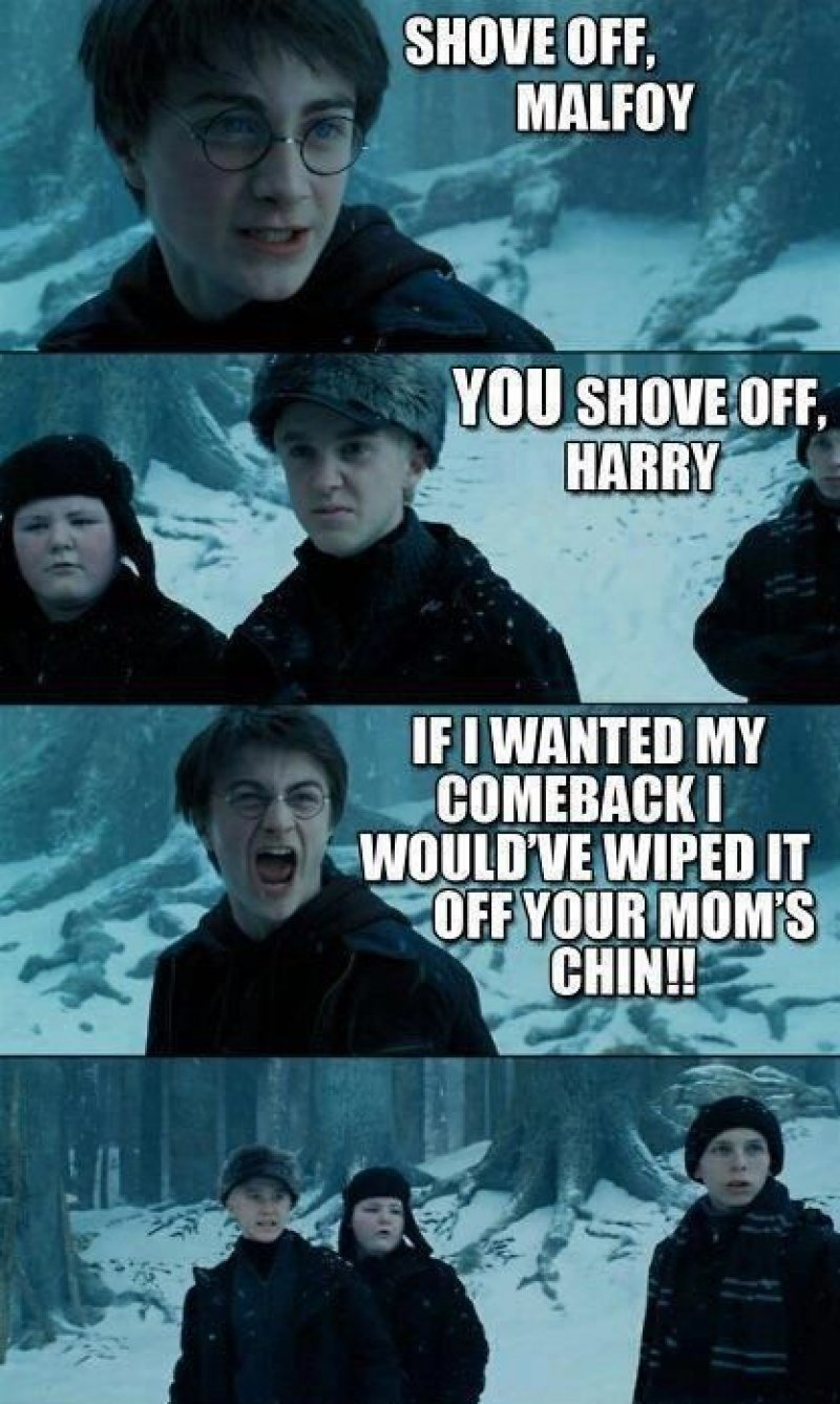 That awkward moment-15 Hilarious Harry Potter Memes Ever