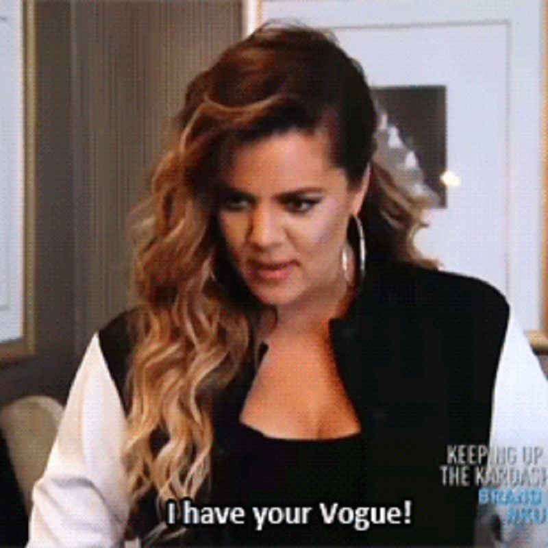 Khloe Joins the Vogue Party-15 Times Kim Kardashian Was Shut Down By Her Family