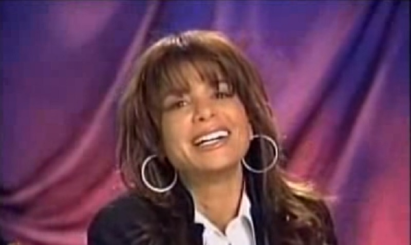 Paula Abdul and Her Drunken Interviews-15 Trashy Things Celebs Have Done Drunk